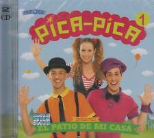 CD - Pica - Pica NEW El Patio De Mi Casa Vol. 1  / 1 CD & 1 DVD FAST SHIPPING !