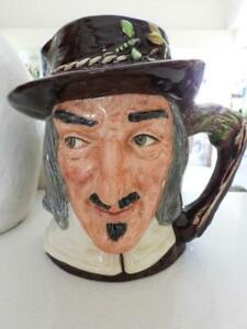 Royal Doulton Toby Character Jug  COMPLEAT ANGLER  - D6404 1953 LARGE