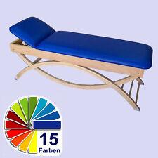 Holz Behandlungsliege Kosmetikliege Therapieliege Massageliege Massagebank _