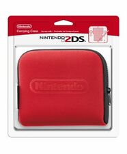 Nintendo 2DS Carrying Case - Red (Nintendo 2DS)