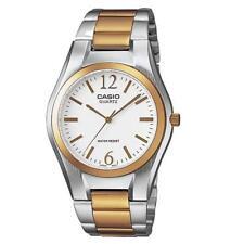 Relojes de pulsera Classic de acero inoxidable resistente al agua