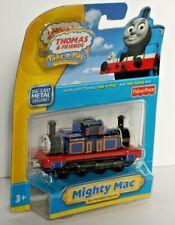 Take-N-Play Along *Mighty Mac Die Cast *2009 Rare Thomas The Tank Train  Hit