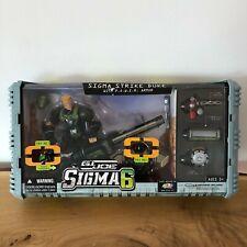 G.I. JOE-SIGMA 6 ULTIMATE SOLDIER 8 INCH DUKE Action Figure P.O.W.E.R. Armor