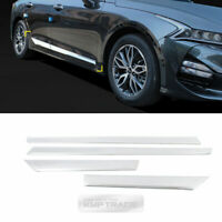 Chrome Side Skirt Door Garnish Molding trim D-052 For KIA 2021+ Optima / K5
