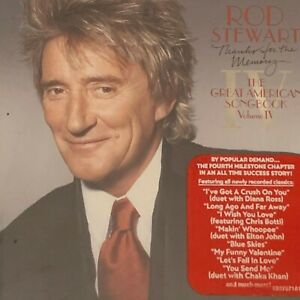 Rod Stewart The Great American Songbook Volume IV CD