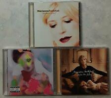 MARIANNE FAITHFULL Before the Poison VAGABOND WAYS Kissin' Time CD 1999 2004 200