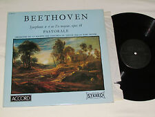 BEETHOVEN Symphony No 6 Pastorale LP Accord Records 1981 Karl Ritter RC-813