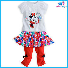 Disney Minnie Mouse Tee and Legging Set for Baby sizes 12 - 24 Months brand new