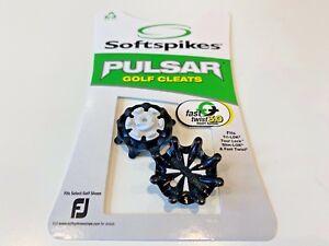 SoftSpikes PULSAR Golf Cleats FAST TWIST 3.0 Insert System - Fits Fast Twist