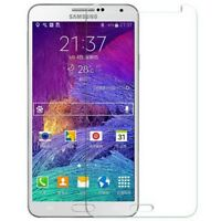 5 x Samsung Galaxy Note 4 Genuine Glass Display Protection Armor
