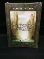 The Lord of the Rings: The Fellowship of the Ring (Dvd, 2006, 2-Disc Set, Theatr