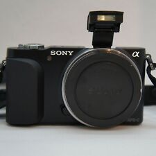 Sony Alpha NEX-3N 16.1MP Digital Camera - Black - Body Only - Used Fully Working