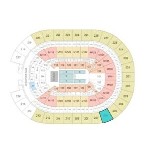 Four Tool Concert Tickets, Rocket Mortgage Fieldhouse, Cleveland Ohio, 11-6-19