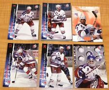 1996-97 Binghamton Rangers AHL Team Set by SplitSecond