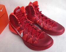Nike Hyperdunk TB 2013 Gym 599527-601 Red Basketball Shoes Women's 13 NCAA new