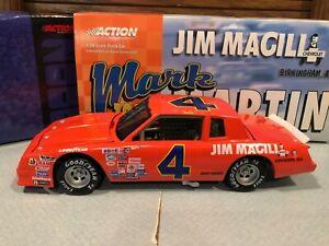 Action 1983 Mark Martin #4 Jim Magill Orange 1/24 1 of 7008