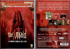 THE MAID la morte cammina... - DVD NUOVO E SIGILLATO, PRIMA STAMPA, NO EDICOLA