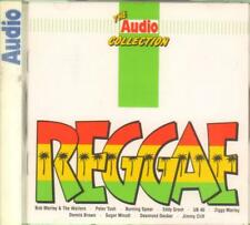 Audio Collection-Reggae(CD Album)Peter Tosh, Burning Spear, Bob Marley -New