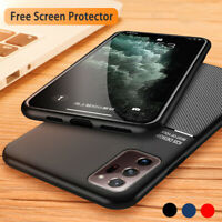 For Samsung Galaxy Note 20 Ultra / Note 20 Slim Case Cover with Screen Protector