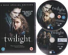 Twilight (DVD, 2008, 2-Disc Set)