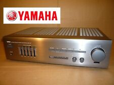 YAMAHA AV AMPLIFIER AMP STEREO INTEGRATED AV-66 YST GRAPHIC EQUALISER EQUALIZER