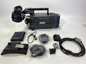 Arri Alexa Plus 4:3 Camera with accessories and flight case