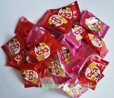Japan Sweet candy 50PCS Assortment Japanese Populuar  okashi lotte glico  fujiya