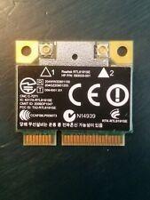 Wireless laptop card for HP/Toshiba/ realtek N14939 6317A RTL8191SE 593033-001