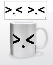 EMOTICON FRUSTRATED 11 OZ COFFEE MUG TEA CUP EMOJI MAC IT COOL FUNNY FACE IPHONE