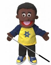 Silly Puppets Jordan Puppet Bundle 14 inch with Arm Rod