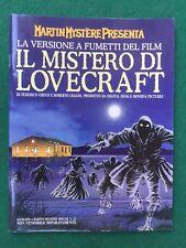 MARTIN MYSTERE presenta IL MISTERO DI LOVECRAFT Allegato BONELLI (2005) Fumetti