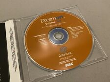 DreamOn Volume 7&8 | French exclusive Dreamcast demo disc DC PAL rare