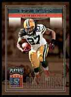 2016 PLAYOFF BOSS HOGGS EDDIE LACY GREEN BAY PACKERS #BH-EL INSERT