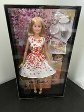 The Barbie Look Black Label Park Pretty Doll w/ Dog Signature Collector