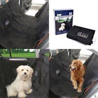 Waterproof Pet Car Rear Back Sear Cover Hammock Protector Boot Mat Blanket Black