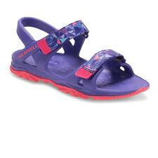 Merrell Boys Hydro Drift Shoes Sandals Purple Sports Outdoors Lightweight