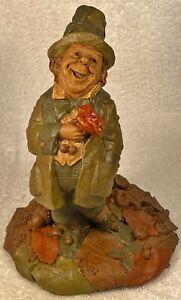 DANNY-R 1987~Tom Clark Gnomes~Cairn Studio Item #1192~Edition #66~w/COA & Story