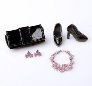 Fashion Royalty POLISHED Kesenia Eden Veronique Jason Wu PURSE SHOES Accessories