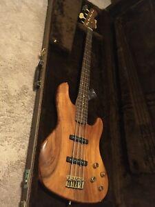 Victor Bailey 4-String Fretless Jazz Bass