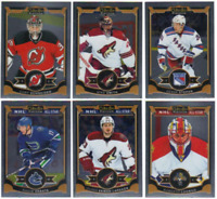 2015-16 O-Pee-Chee Platinum Hockey - Base Set Cards - Choose From Card #'s 1-150