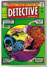 DETECTIVE #352, FN+, Monte Carlo, Bob Kane, Batman, 1937, more BM in store