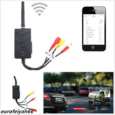 DC9-30V 903W Car Off-Road WiFi Wireless Backup Camera Video Rearview Transmitter