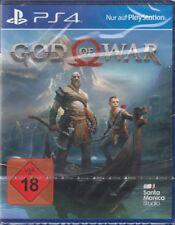 God Of War - PS4  Playstation 4 - NEU & OVP - Deutsche Version