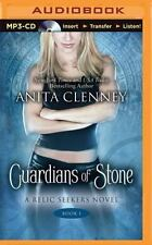 The Relic Seekers: Guardians of Stone by Anita Clenney (2015, MP3 CD,...