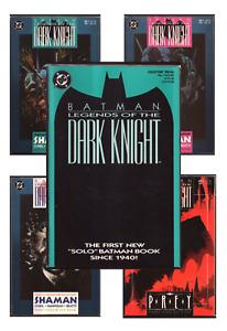 Batman Legends of the Dark Knight #1-16 VF/NM 9.0+ 1989 DC Comics Back Issues