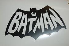 Batman A comics logo  Vinyl sticker decal cars trucks boats wall