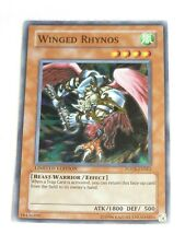 Yu-Gi-Oh Super Rare Winged Rhynos FOTB-ENSE2 Limited Edition card MT-NMT