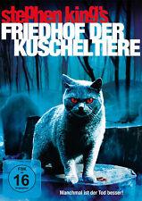 DVD * FRIEDHOF DER KUSCHELTIERE - STEPHEN KING # NEU OVP +