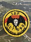 Very rare special forces CIDG mobile strike force hand embroidered patch
