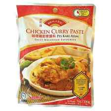 DOLLEE CHICKEN CURRY PASTE (2 PACKS X 200GM)